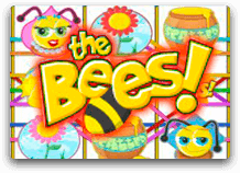 Игровой автомат The Bees с 777 The Bees