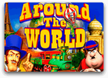 Игровой автомат Around The World в казино бесплатно